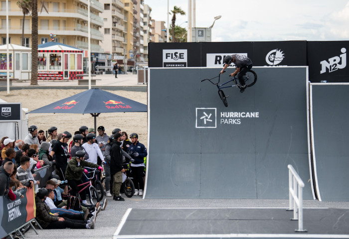 L'Alsace en tête des qualifications de BMX Freestyle Park