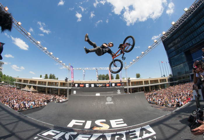 FISE World Montpellier 2015