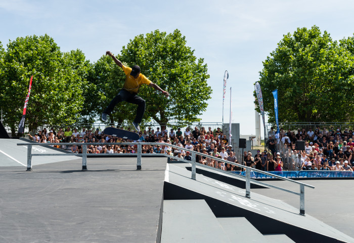 FISE Chateauroux - Jonathan Jean-Philippe - Skateboard