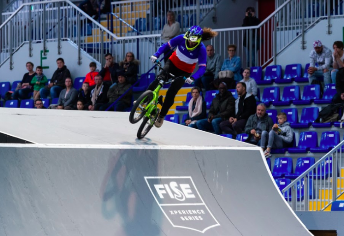 FISE Xperience Reims - Magalie Pottier