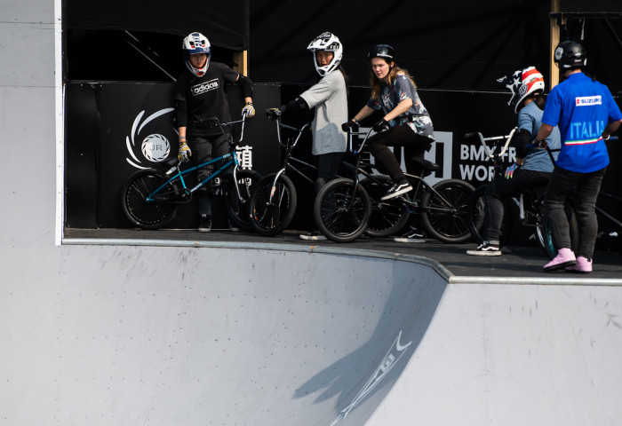 qualifications bmx Freestyle Park chengdu