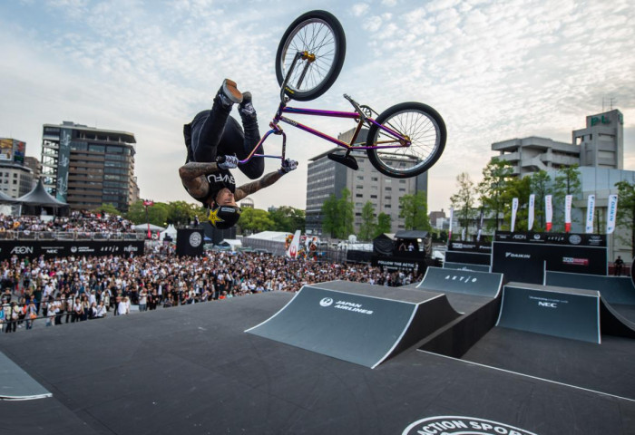 UCI BMX Freestyle Park World Cup Recap
