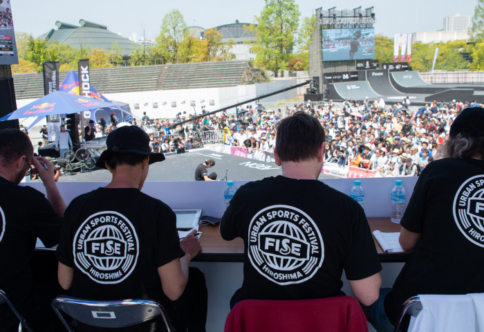 FISE World Series Hiroshima