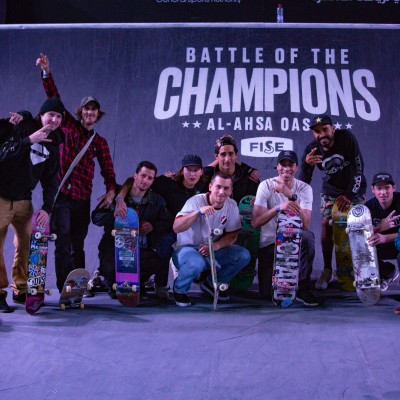 BATTLE OF THE CHAMPIONS Fise 2019