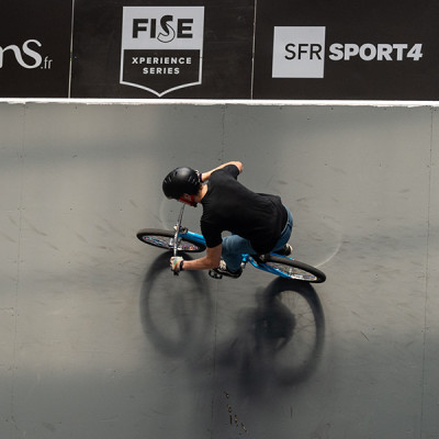 Championnat de France - BMX Freestyle Park